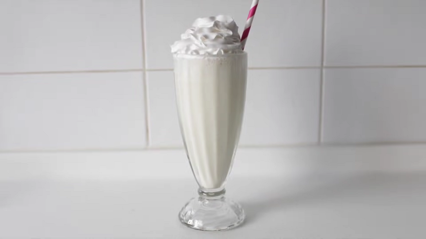vanilla ghost milkshakes recipe
