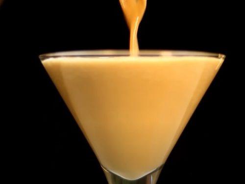 Vanilla Mocha Martini Recipe