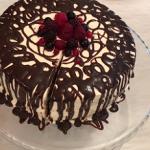 warm chocolate cakes with mascarpone cream recipe