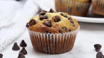 yogurt chocolate chip muffins recipe