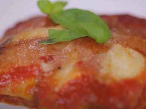 zucchini parmesan recipe