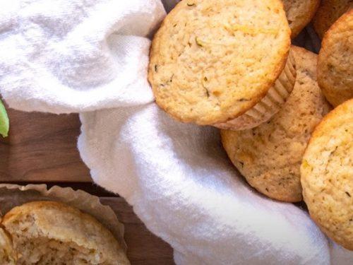 lemon zucchini cupcakes recipe