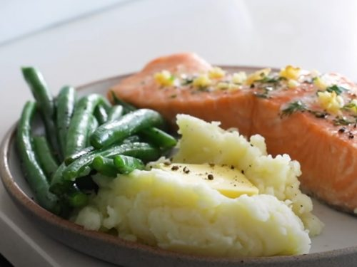 broiled salmon fillets recipe