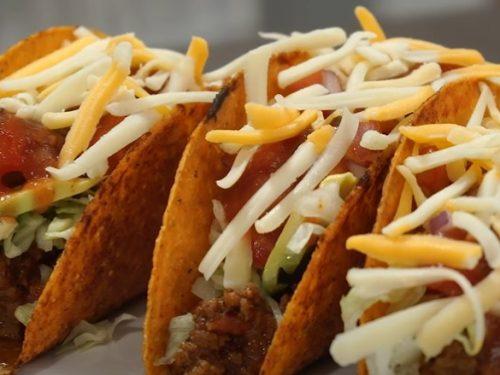 mongolian beef tacos recipe