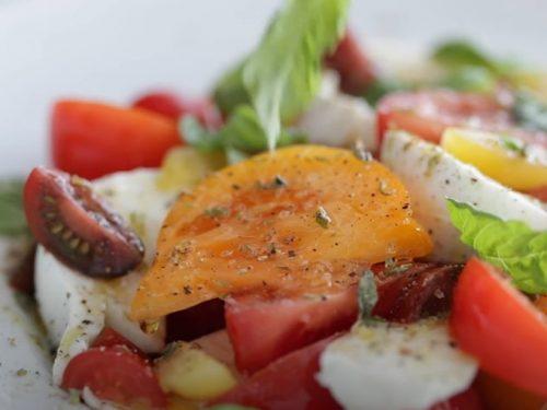 fresh caprese salad recipe