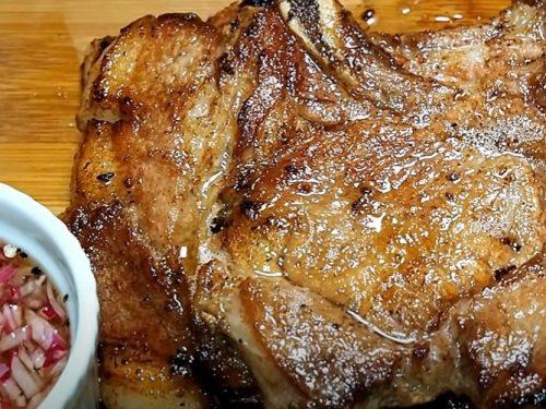 pork chop marinade recipe