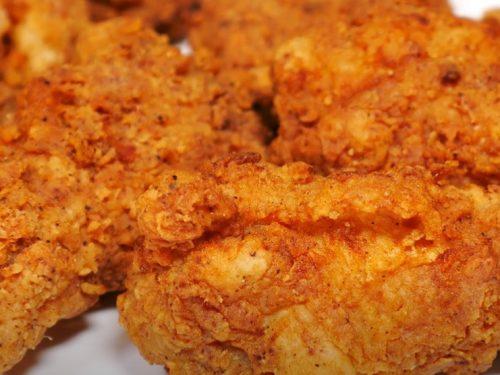 peanut-oil-fried chicken wings recipe