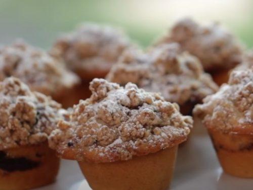 coffee cake cupcakes recipe