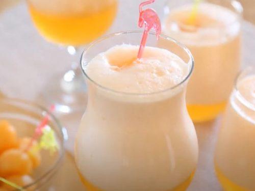 cantaloupe cocktail recipe