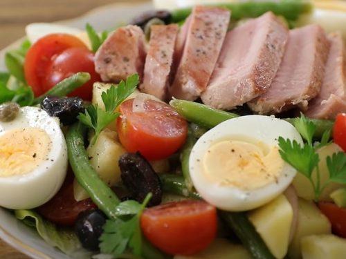 salade nicoise recipe