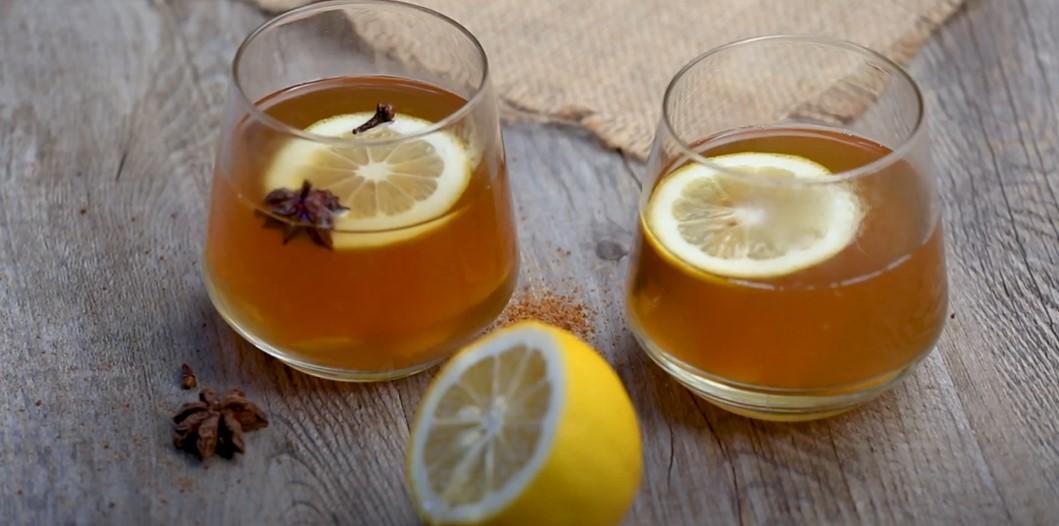 mulled white wine recipe