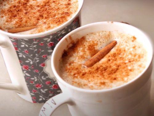 vegan keto chai tea latte recipe