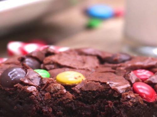 monster brownies recipe