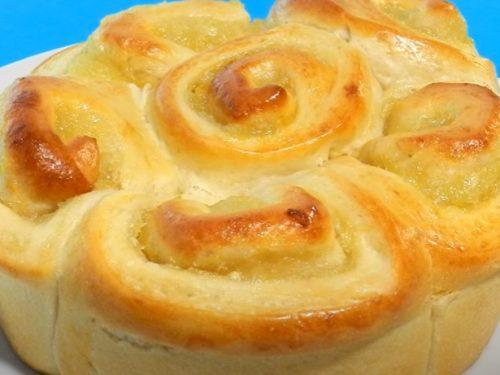 pineapple pumpernickel bread pinwheels recipe