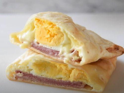 ham and cheese breakfast pockets recipe