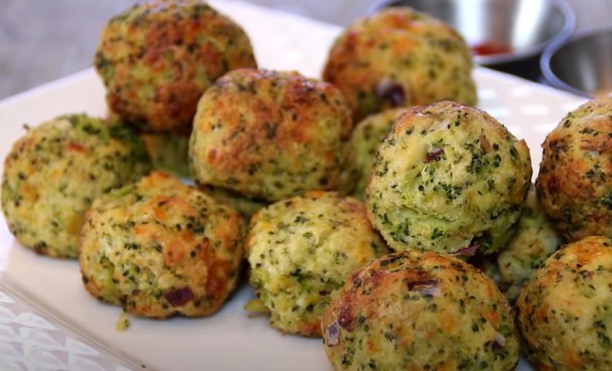 beef broccoli-stuffed rice triangles recipe