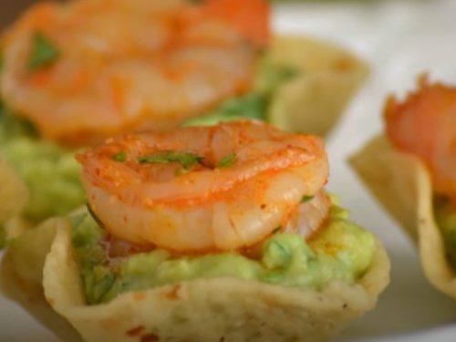 mexican shrimp bites recipe