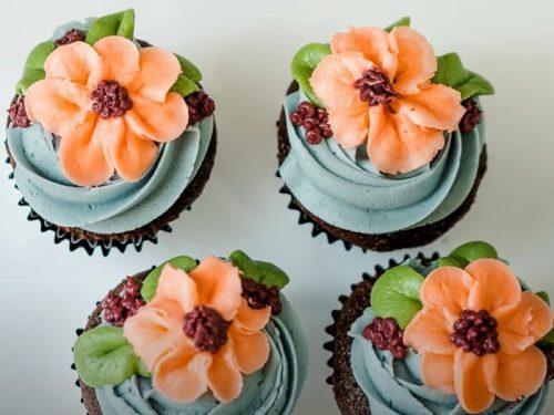 spring cupcakes recipe