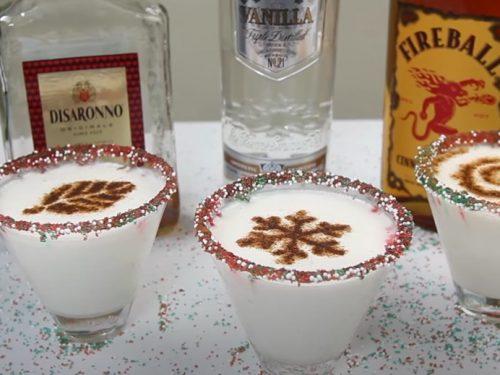 christmas martini recipe