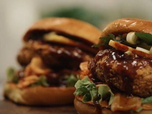 green goddess veggie burgers recipe