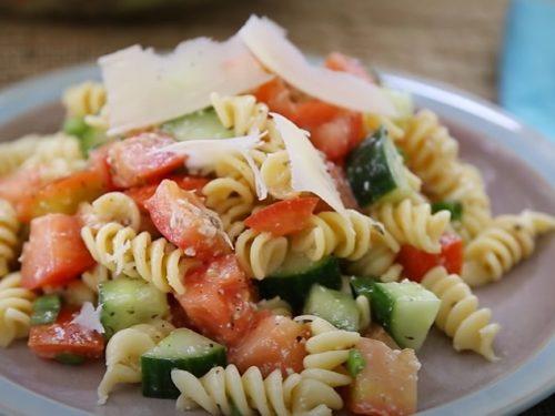 reuben pasta salad recipe