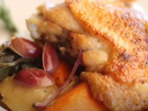 autumn chicken stew recipe