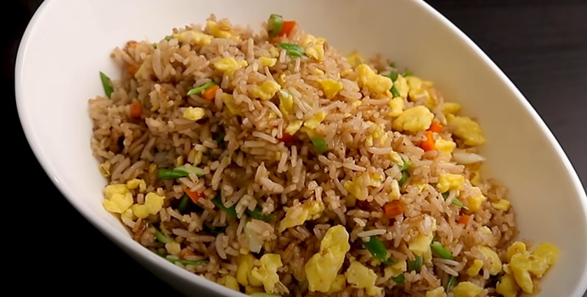 quick and easy fried rice recipe