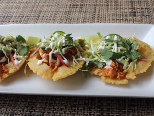 puffy taco shells recipe