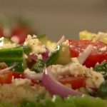 fresh berry quinoa salad recipe