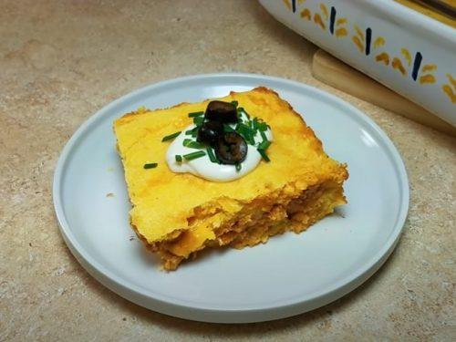 chicken tamale casserole recipe