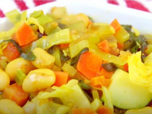 vegetable detox soup recipe