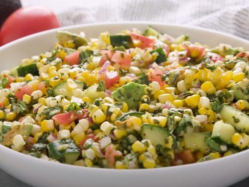 easy corn salad recipe