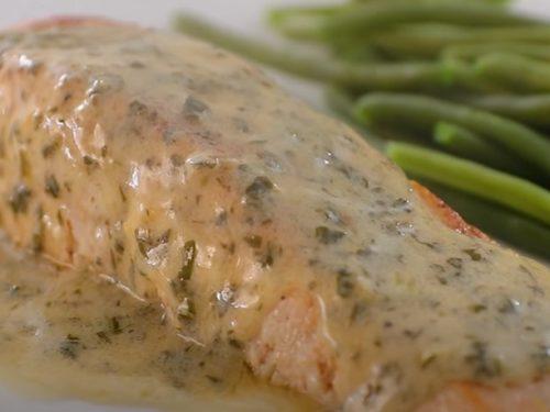 salmon baste recipe