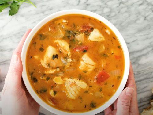 hearty fish stew recipe
