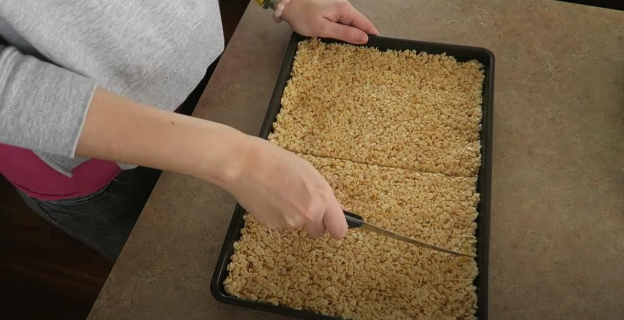 are rice krispies gluten free recipe