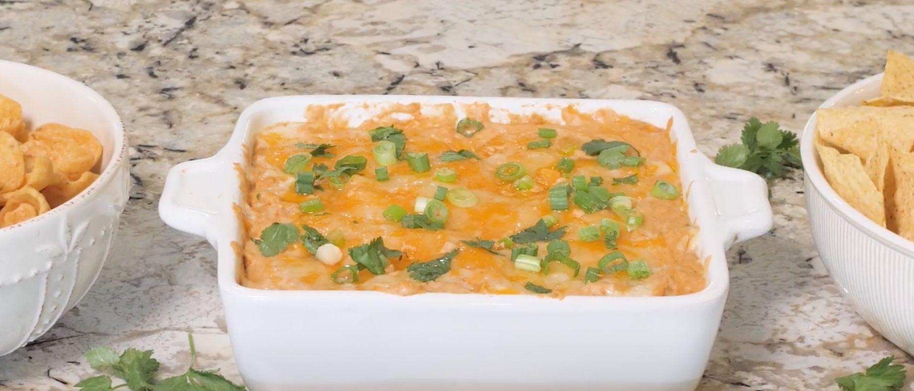 Addicting Bean Dip Recipe