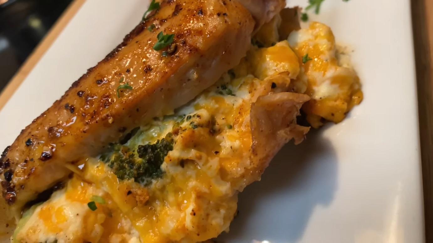 blue chicken recipe