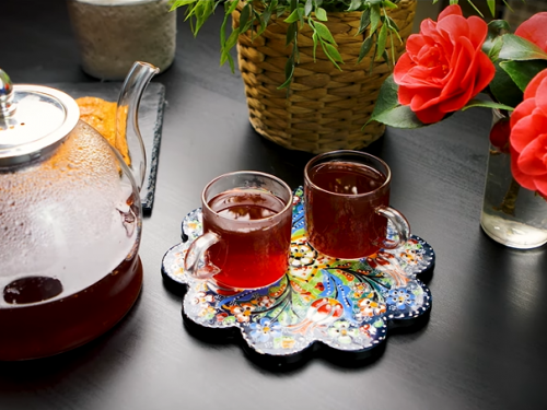 blueberry tea recipe