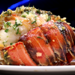 boiled lobster with pepper butter recipe