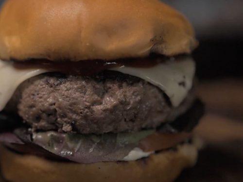 Buffalo Burgers Recipe