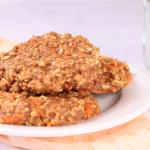 carrot oat cookies recipe
