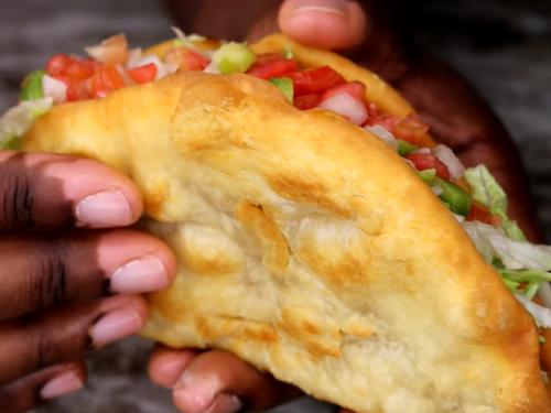 chalupa recipe (taco bell copycat)