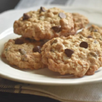 chewy oatmeal cookies recipe