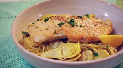 chicken piccata pasta recipe