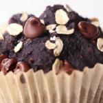 chocolate cranberry zucchini muffins recipe