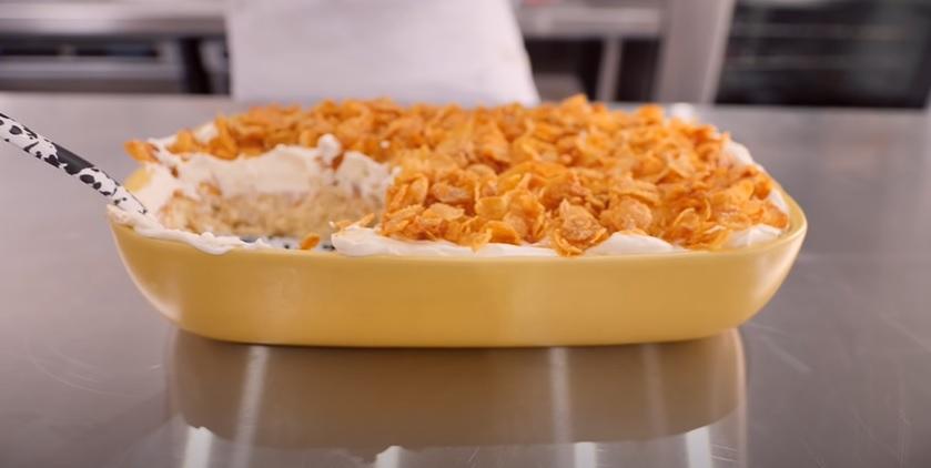 cornflake cakes recipe