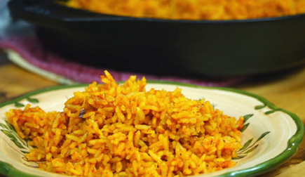 dees mexican rice recipe