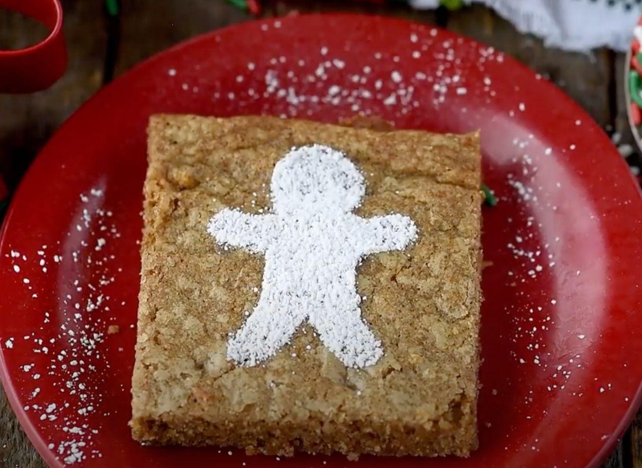 Gingerbread Brownies Recipe