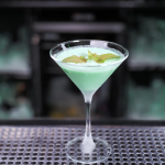 green creme de menthe with cherry brandy recipe