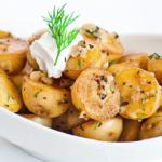 gremolata potatoes recipe